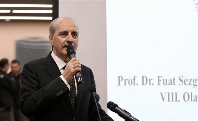 Bakan Kurtulmuş: Prof. Dr. Fuat Sezgin Batı'daki oryantalist çalışmalara meydan okudu