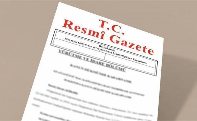Bakanlıkların atama kararları Resmi Gazete'de yayımlandı