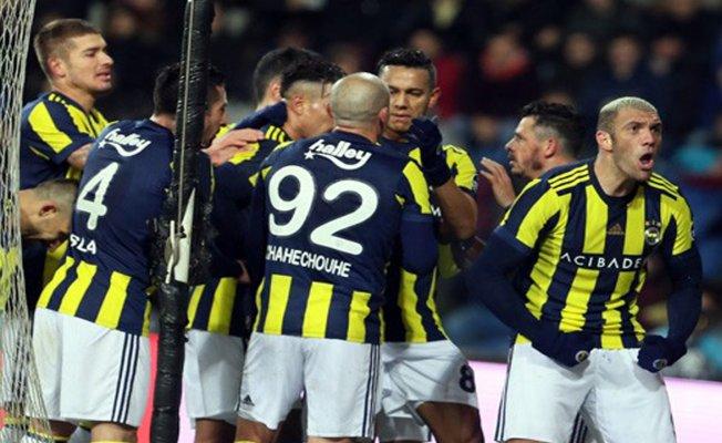 Başakşehir 0 - Fenerbahçe 2