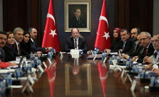 Başbakan Yardımcısı Akdağ: Çocuk istismarında cezaların ağırlaştırılmasında mutabıkız