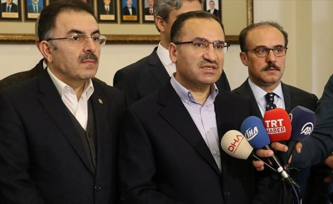 Başbakan Yardımcısı Bozdağ: BMGK kararının harekatı etkilemesi söz konusu değil