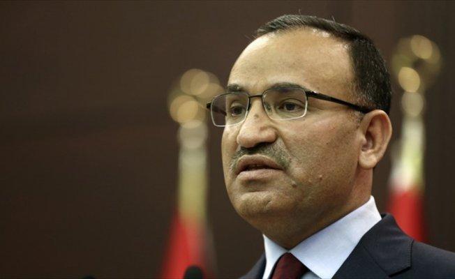 Bozdağ: Türkiye'nin kaygılarını anlamaya çalışmaları doğru olanı