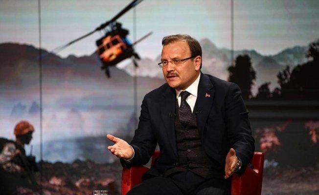 Çavuşoğlu: ABD'nin tutumu ilişkileri koparacak seviyede bir yaklaşım