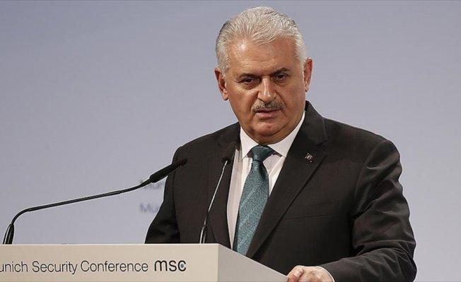 Yıldırım: YPG/PYD terör örgütünün Suriye'deki şubesidir