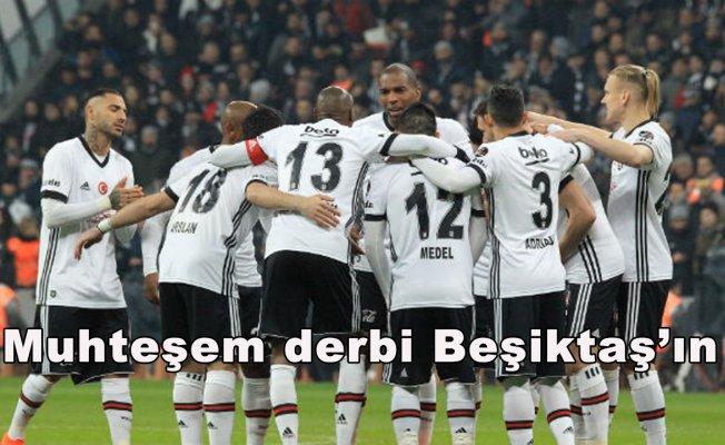 Beşiktaş 3- Fenerbahçe 1