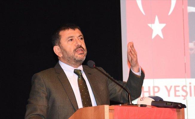 Ağbaba: Türkiye bizim savunduğumuz değerlere çok şey borçlu