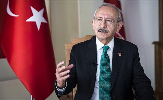 CHP Genel Başkanı Kılıçdaroğlu: Afrin operasyonu gerekli