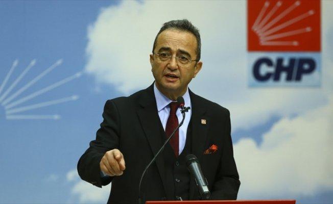 CHP Parti Sözcüsü Tezcan'dan 'TTB ve TBB' açıklaması