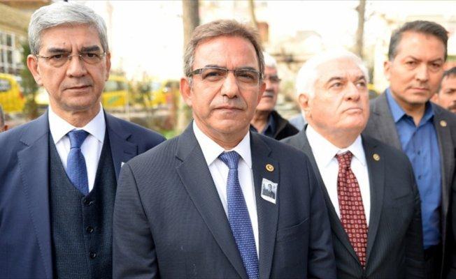 CHP'li Budak'tan 'Zeytin Dalı Harekatı' açıklaması