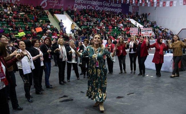 CHP'nin 13. Kadın Kolları Kurultayı başladı
