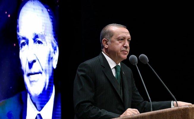 Cumhurbaşkanı Erdoğan, Aliya'nın kendisine vasiyetini açıkladı