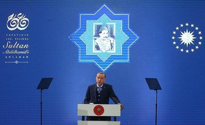 Erdoğan: Birileri bu ülkenin tarihini 1923'ten başlatmaya çalışıyor