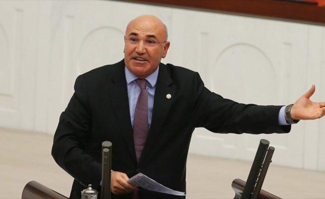 Cumhurbaşkanı Erdoğan'dan CHP'li Tanal hakkında suç duyurusu