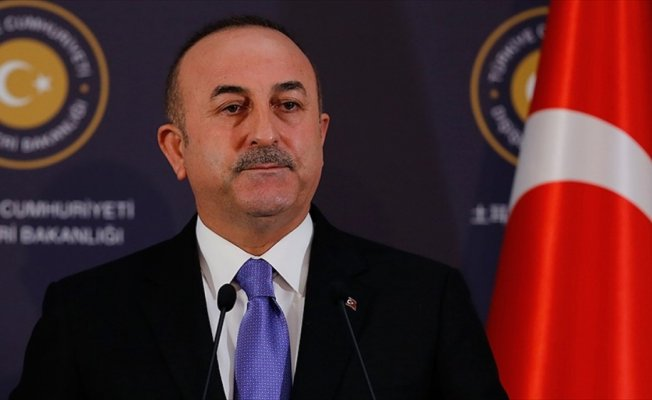 Dışişleri Bakanı Çavuşoğlu: YPG ve onu destekleyen kim varsa müdahale ederiz