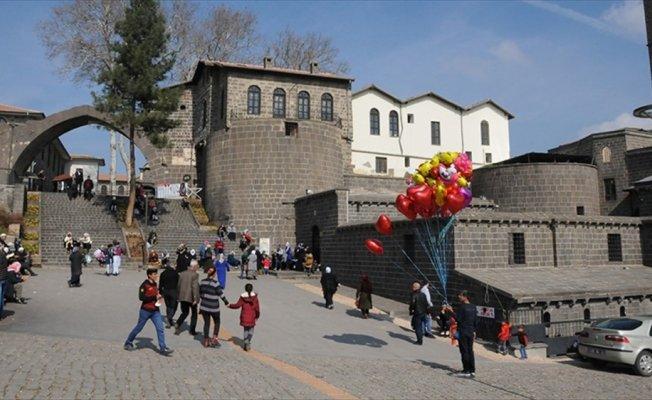 Diyarbakır'da tarihe yolculuğun adresi: 'İçkale'
