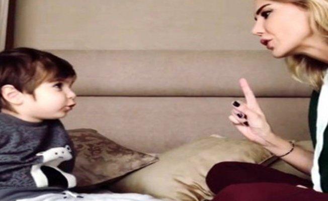 Ece Erken'in oğluna cinsel istismar eğitim videosunu 2 milyonun üzerinde kişi izledi