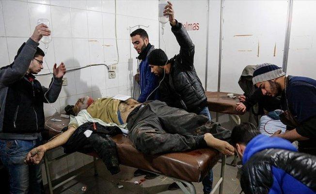 Esed rejiminin Doğu Guta'ya saldırılarında 167 sivil öldü