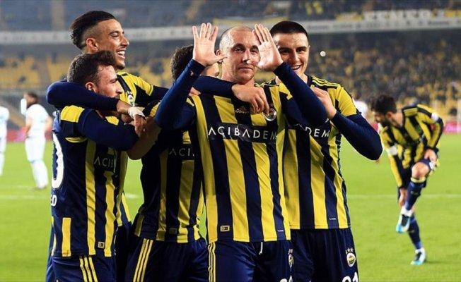 Fenerbahçe yarı finalde Beşiktaş'ın rakibi oldu