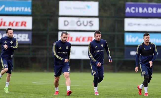 Fenerbahçe'de Medipol Başakşehir maçı hazırlıklarına başladı