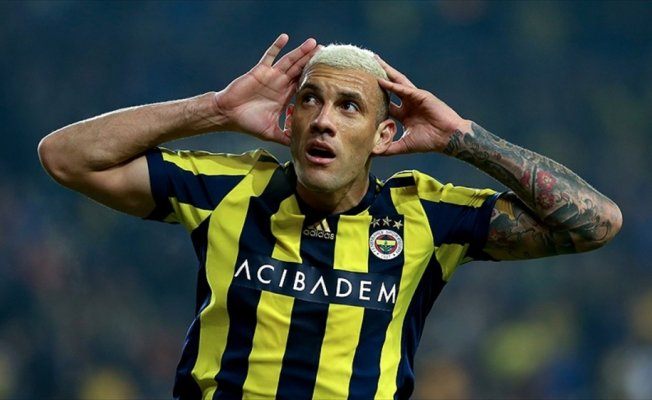 Fenerbahçeli Fernandao: 3 puan için elimizden gelenin en iyisini yapacağız