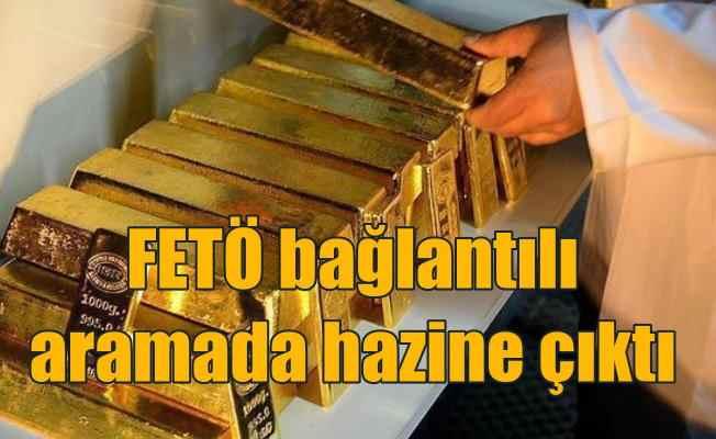 FETÖ'cü savcının amcasından 100 kilo altın çıktı