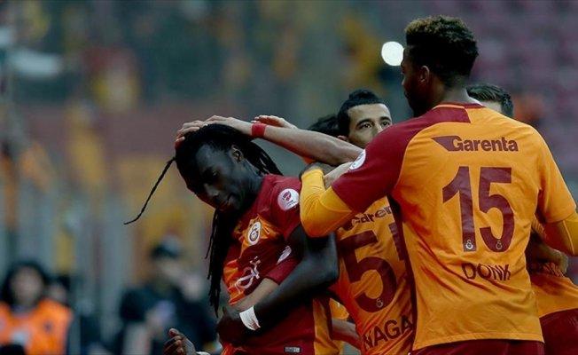 Galatasaray kupada yarı finale yükseldi