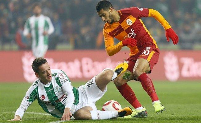 Galatasaray yarı final için sahada