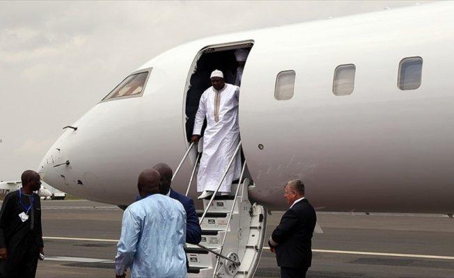 Gambiya Cumhurbaşkanı Barrow Türkiye'ye geliyor