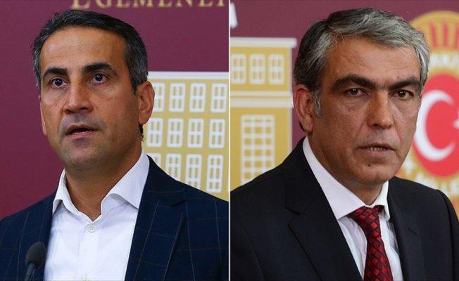 HDP'li Yıldırım ve Ayhan'ın milletvekillikleri düşürüldü