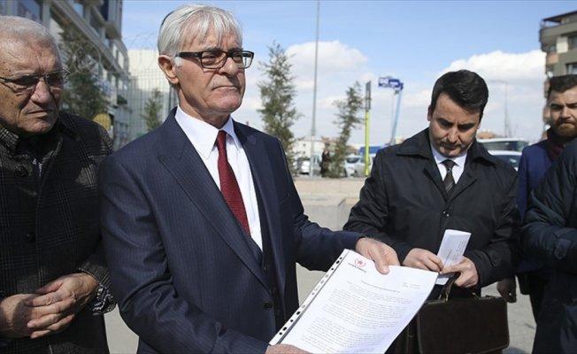 HDP'nin kapatılması istemiyle Yargıtaya başvuru
