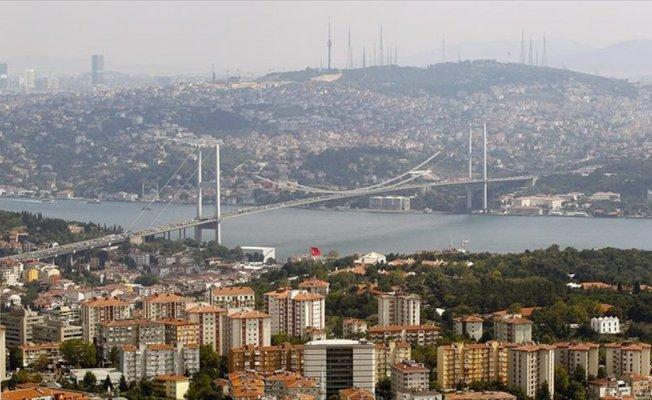Her 10 liralık kredinin 4 lirası İstanbul'da kullanılıyor