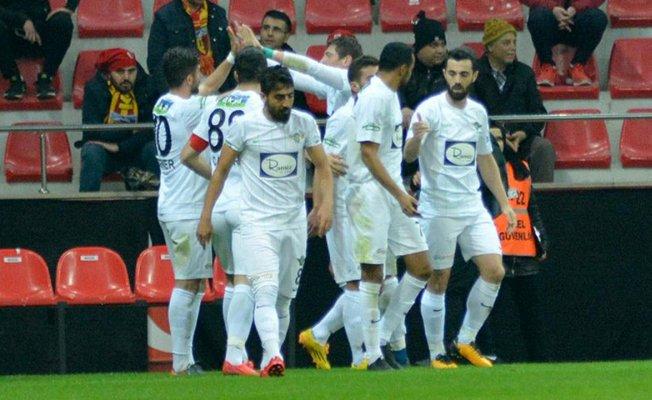 Kayserispor 2- Akhisarspor 2