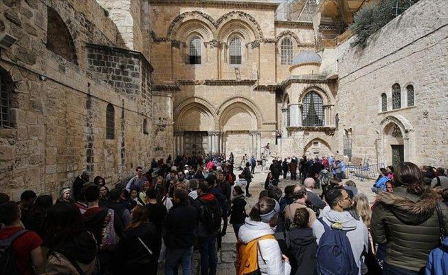Kıyamet Kilisesi bugün açılıyor
