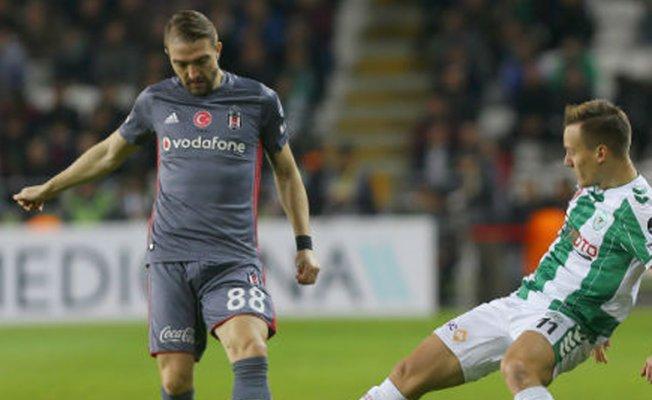 Konyaspor 1- Beşiktaş 1