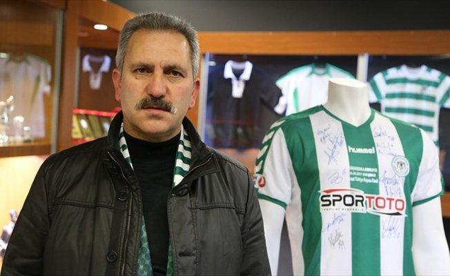 Konyaspor Kulübü Başkanı Yılmaz: Oyuncu kaybetmekten bıktık artık