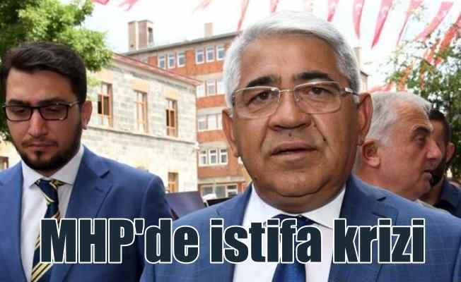 MHP Genel Merkezi istedi, Kars Belediye başkanı istifa etti