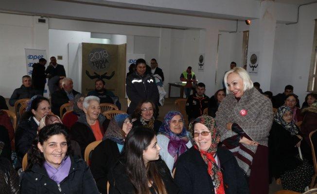 Opet'ten Çanakkale'de meslek edindirme kursu