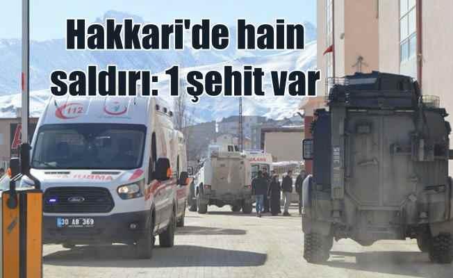PKK Kuzey Irak'tan havanla saldırdı, 2 şehit var