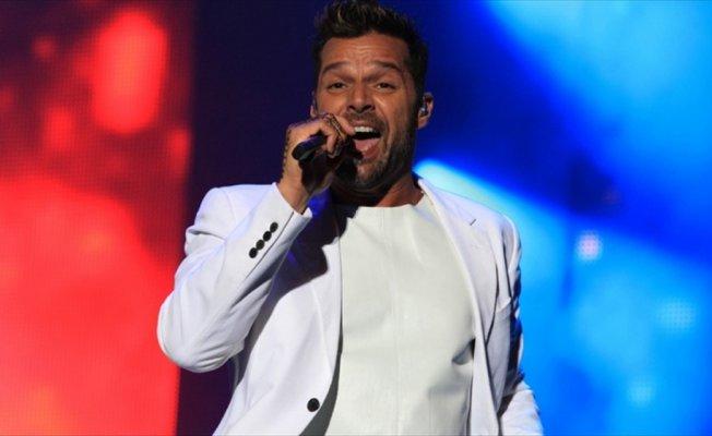 Ricky Martin'den yeni single