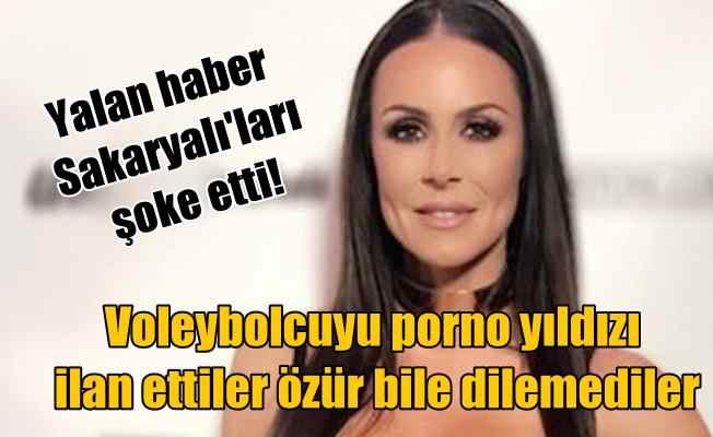Sakaryaspor'da porno yıldızı oyuncu şoku şehri karıştırdı..