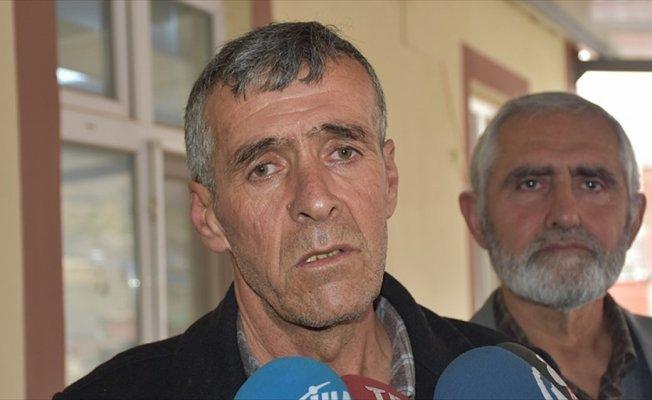 Şehit Sarıaslan'ın babası: Beni de götürseler oğlumun kaldığı yerden devam ederim