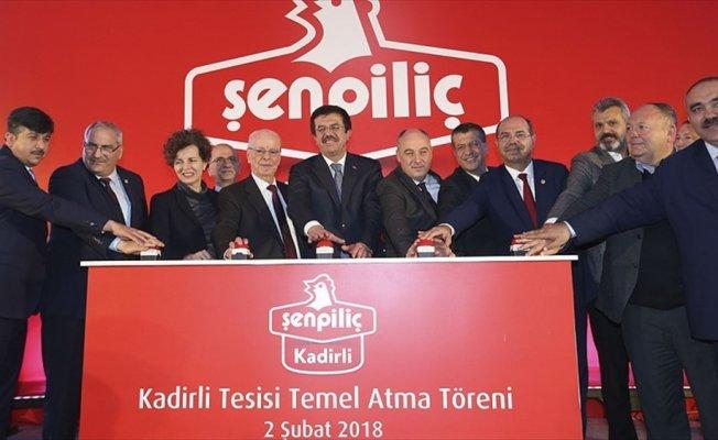 Şenpiliç'ten Osmaniye'ye 400 milyon liralık yatırım