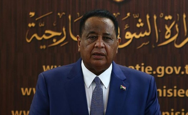 Sudan Dışişleri Bakanı Gandur'dan Türk yatırımcılara çağrı