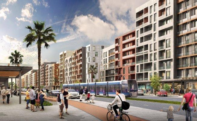 Sur Yapı Antalya'da bin 105 konutluk yeni etabın satışlarını öne aldı