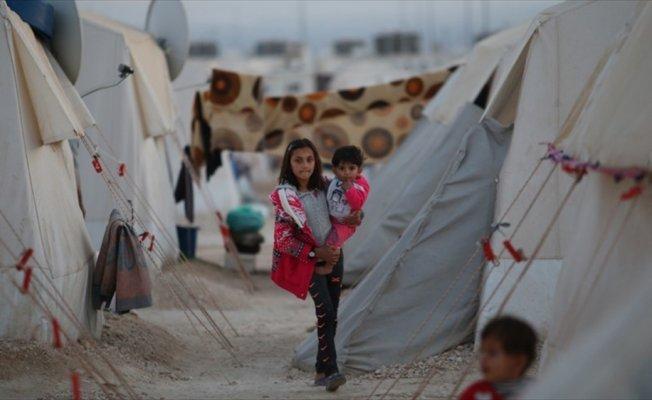 Suriyeli sığınmacı sayısı 3,5 milyonu geçti