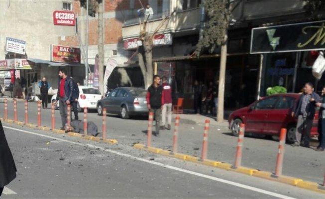 Taziye için geldiği Kilis'te PYD/PKK'nın hedefi oldu