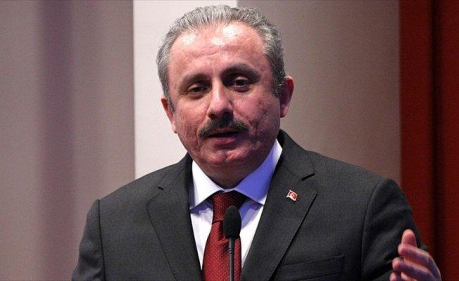 TBMM Anayasa Komisyonu Başkanı Şentop: CHP, HDP ile ittifak yapsın