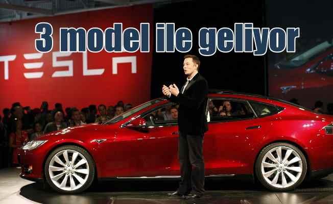 Tesla'dan kritik Türkiye kararı; 3 model ile geliyor