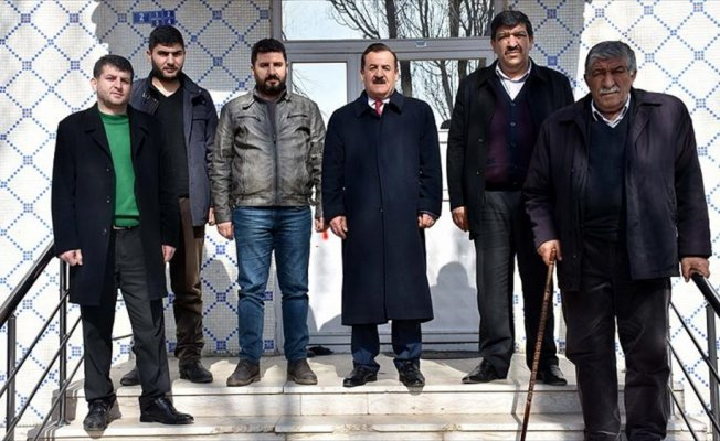 'Türk askerinin girdiği yerde huzur ve güven olur'