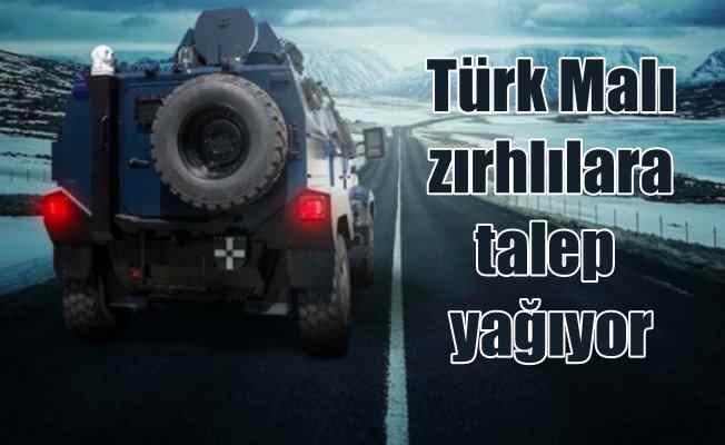 Türk zırhlıları ihracata yürüdü; Sahadaki başarısı ihracatı artırdı